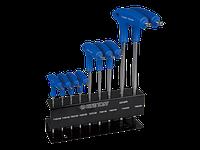 Набор ключей Torx 9 ед. (Т10-Т50) Г-образных