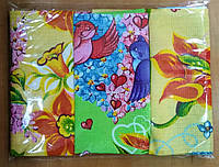 """Набор вафельных полотенец """"Цветочный сад"""""""