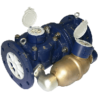 Счетчик воды комбинированный Meitwin WPV-MS 150/30°