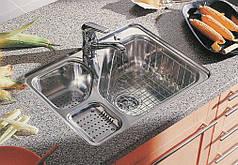 Кухонная мойка Teka TRION 60 S