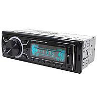 ☜Автомагнитола Lesko 5008 AUX разъем 1Din 2 порта USB Bluetooth карта памяти прием звонков FM радио пульт ДУ
