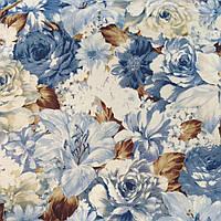 Мебельная ткань флок антикоготь производитель Канада ширина флока 150 см сублимация 6122, фото 1