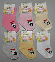 Шкарпетки дитячі за 1 пару 0-3 місяців Biedronka (G883)