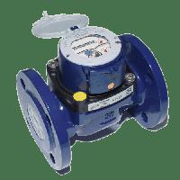 Счетчик воды турбинный MeiStream Plus 50/50°