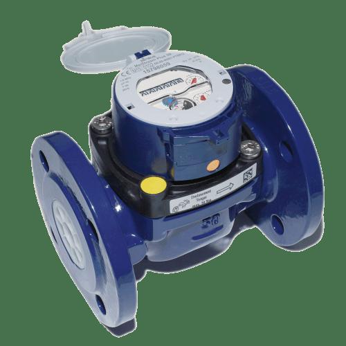 Счетчик воды турбинный MeiStream Plus 80/50°