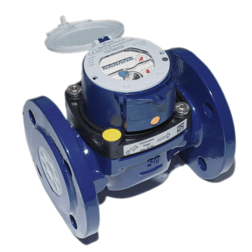 Счетчик воды турбинный MeiStream Plus 100/50°