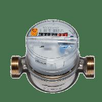 Счетчик воды крыльчатый одноструйный Residia Residia Jet Q3 2,5/50(90) DN15