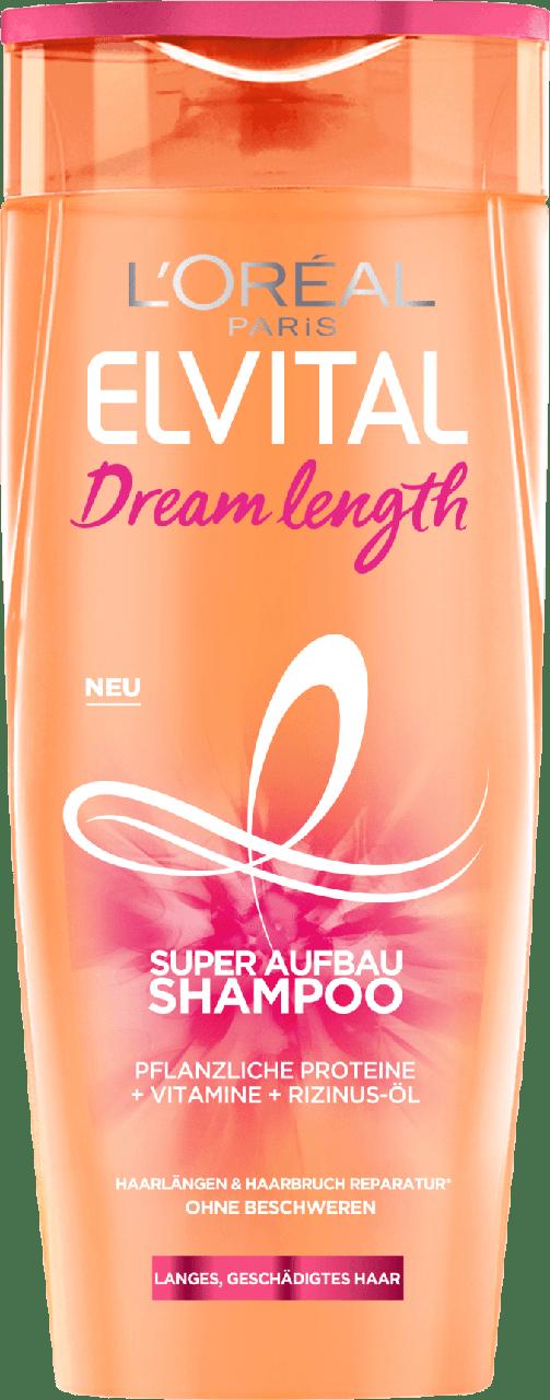 Шампунь L'Oréal Paris Elvital Dream Length, 250 мл.