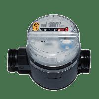 Счетчик воды крыльчатый одноструйный Residia Jet-С Q3 2,5/50 DN15(90)