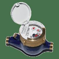 Счетчик воды многоструйный мокроход 420  Q3 2,5 DN 15