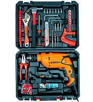 Дрель электрическая  Vitals Et 1371BX kit