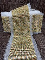 Лента декоративная пришивная широкая 16 см мод.№52