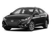 Защита двигателя, КПП, раздатки Hyundai Accent 2017-...
