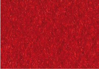 Фетр листовой (100% шерсть) 30*45см, Красный, 450г / м2, 4мм, Knorr Prandell
