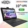 "Игровой Планшет-Телефон MiXzo MX-1037 4G 10.1"" 6 Ядер Металл 2 СИМ 3G GPS 16GB + Чехол-клавиатура"