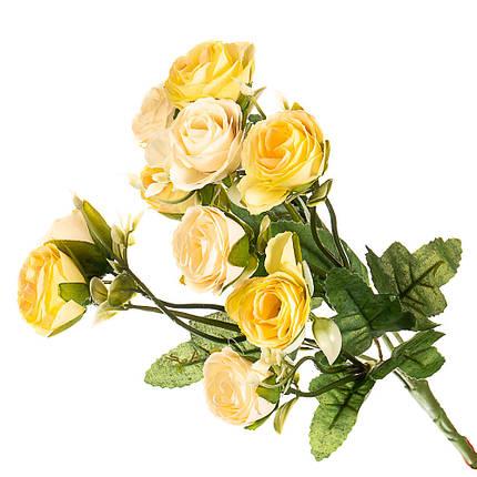 Искусственный цветок 33 см, 134JH, фото 2