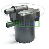 Фильтр паровой фазы газа 11/11 с отстойником, с полиэстеровым сменным фильтроэлементом,тип Lovato