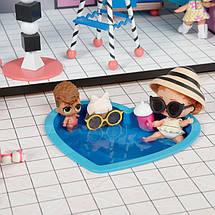 Домик для кукол L.O.L. Модный особняк Surprise Dollhouse 555001, фото 3