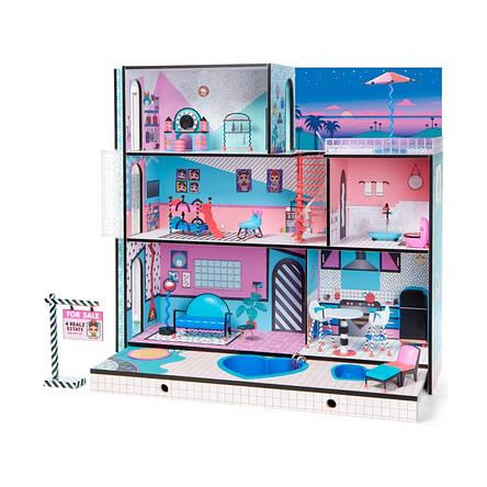 Домик для кукол L.O.L. Модный особняк Surprise Dollhouse 555001, фото 2