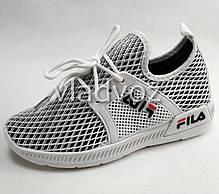 Подростковые кроссовки для девочки белые 39р., фото 2