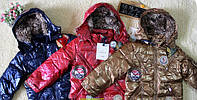 Внимание! Завоз детской одежды, зимние курточки Moncler.