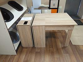 Розкладний стіл тумба СТП від Мебель Стар