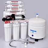 Система обратного осмоса Новая Вода NW-RO702P с насосом и минерализатором, фото 3