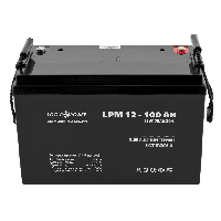 Аккумулятор AGM LPM 12 - 100 AH (12Вольт, 100Ач)