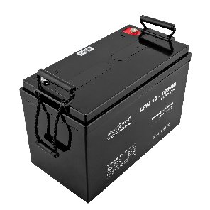 Аккумулятор AGM LPM 12 - 100 AH (12Вольт, 100Ач), фото 2