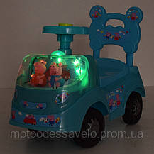 Детская каталка-толокар 228-4, фото 2