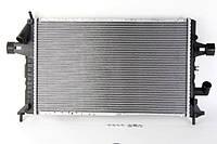 Радиатор охлаждения двигателя  OPEL ASTRA G 1.7D 02.00-12.09
