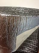 Самоклеющаяся изоляция вспененный каучук 10 мм, 14 м2/рул.