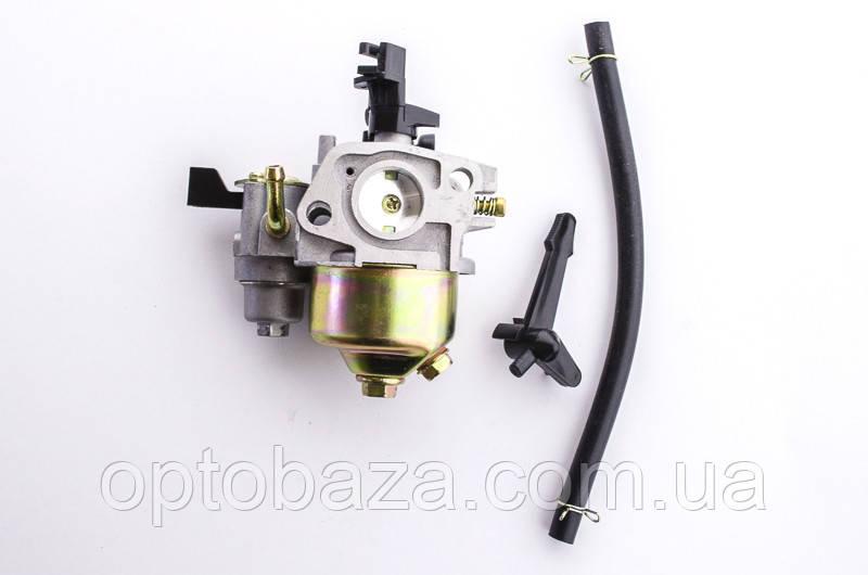 Карбюратор для бензинового двигателя 168F (6.5 л.с)