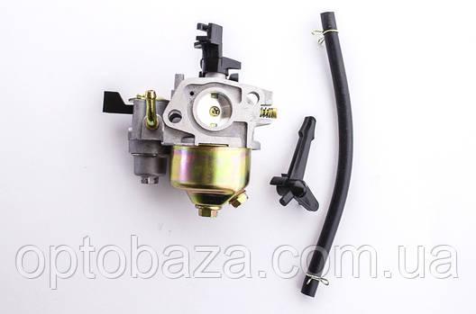 Карбюратор для бензинового двигателя 168F (6.5 л.с), фото 2