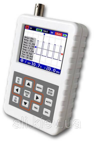 Осцилограф DSO FNIRSI PRO ручной миниатюрный портативный цифровой с аккумулятором лиион