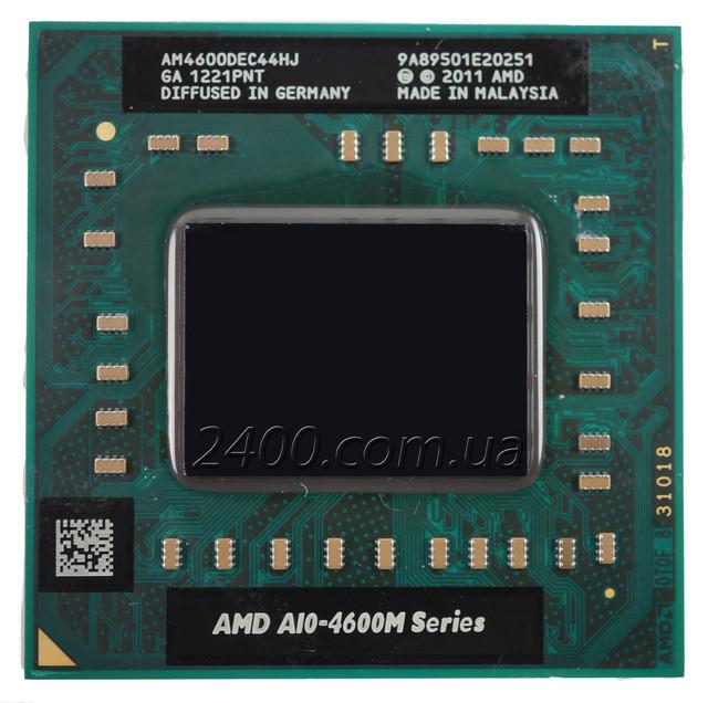 Процессор AMD для ноутбука (AM4600DEC44HJ)