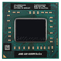 Процессор AMD A10-4600 M 2.3 - 3.2GHz Socket FS1 AM4600DEC44HJ для ноутбука