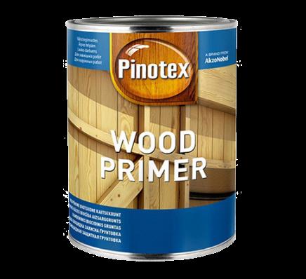 Pinotex Wood Primer, 1л (Пинотекс Вуд Праймер), фото 2
