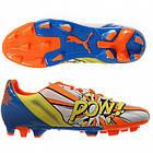 Футбольные бутсы Puma evoPOWER Pop FG 103649-01 Оригинал, фото 4