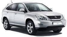 Захист двигуна, КПП, роздатки Lexus RX 2003-2010