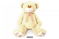 Мягкая игрушка Мишка с шарфом S-JY-3660\100, сидячий 100 см