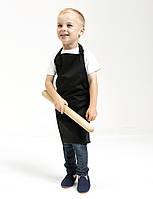 Фартук детский черный Atteks - 00251