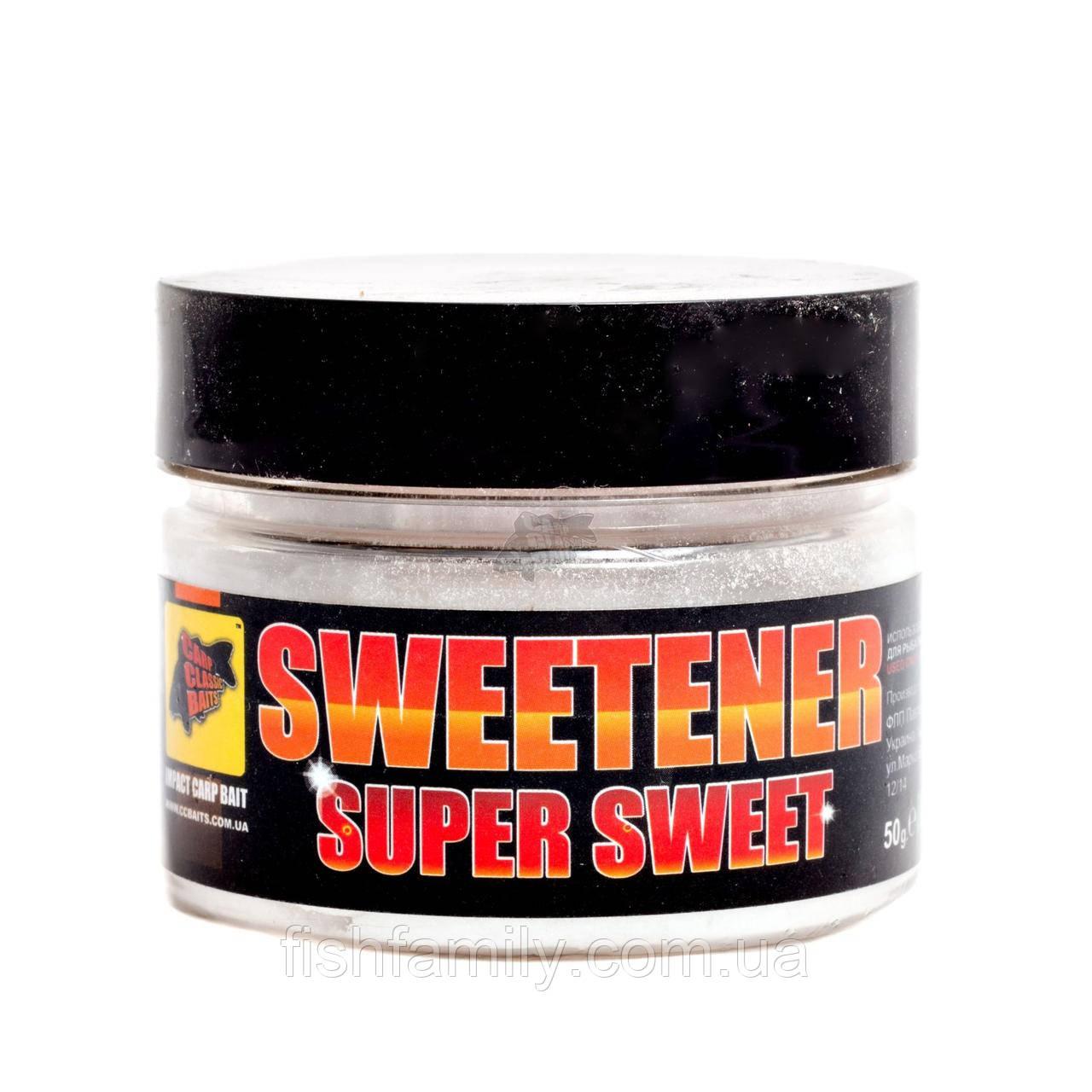 Подсластитель Sweetener Super Sweet, 50гр, 50 гр