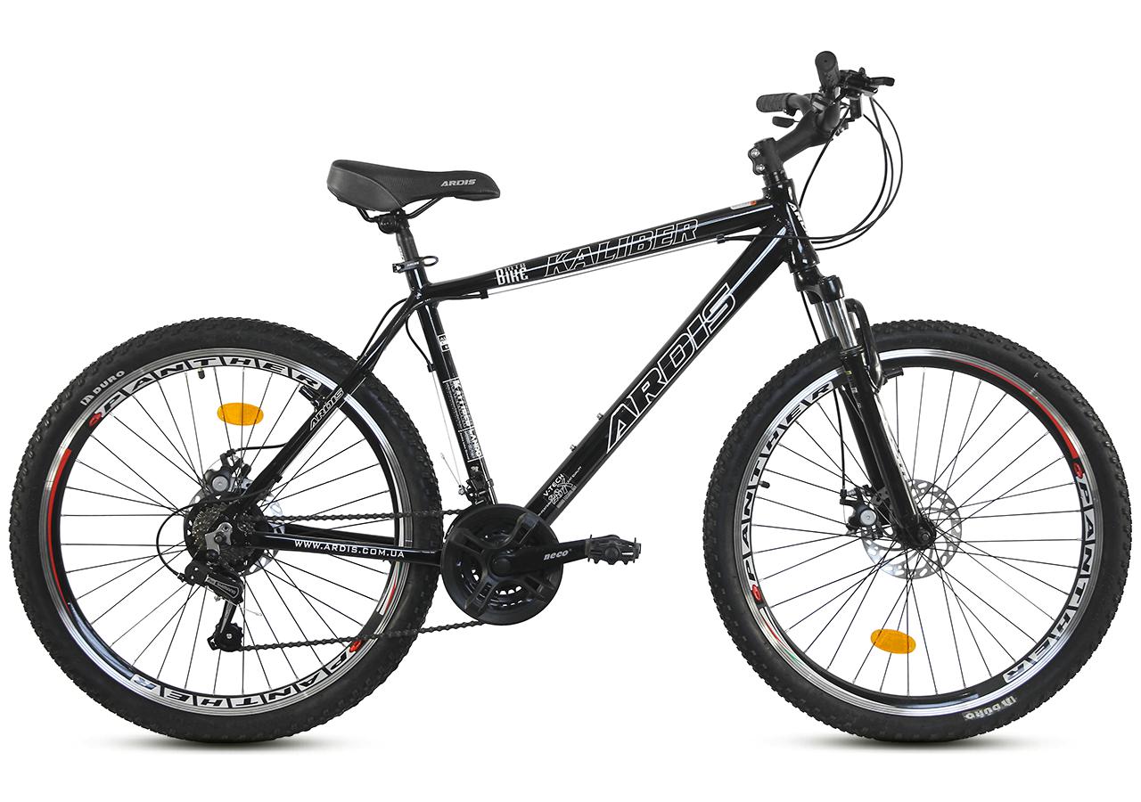 """Горный велосипед ARDIS KALIBER MTB 26""""  Черный"""