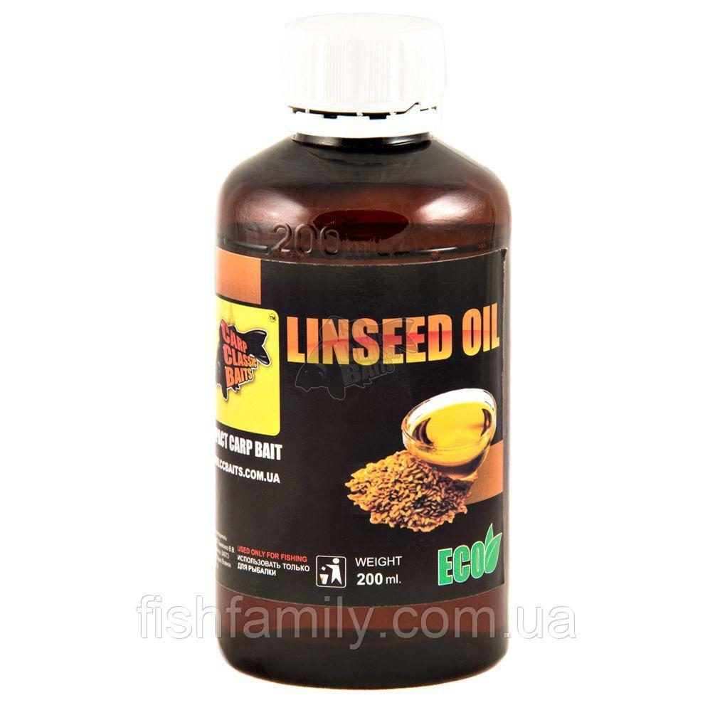 Масло Linseed Oil [Льняное], 200
