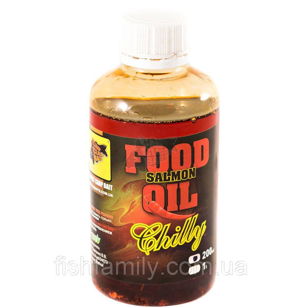 Масло Salmon Chilli Oil [Лосось с Чили], 200