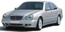 Захист двигуна, КПП, роздатки Mercedes E class w210 1995-2001