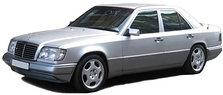 Захист двигуна, КПП, роздатки Mercedes W124