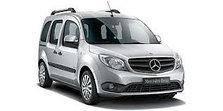 Захист двигуна, КПП, роздатки Mercedes Citan 2013-...