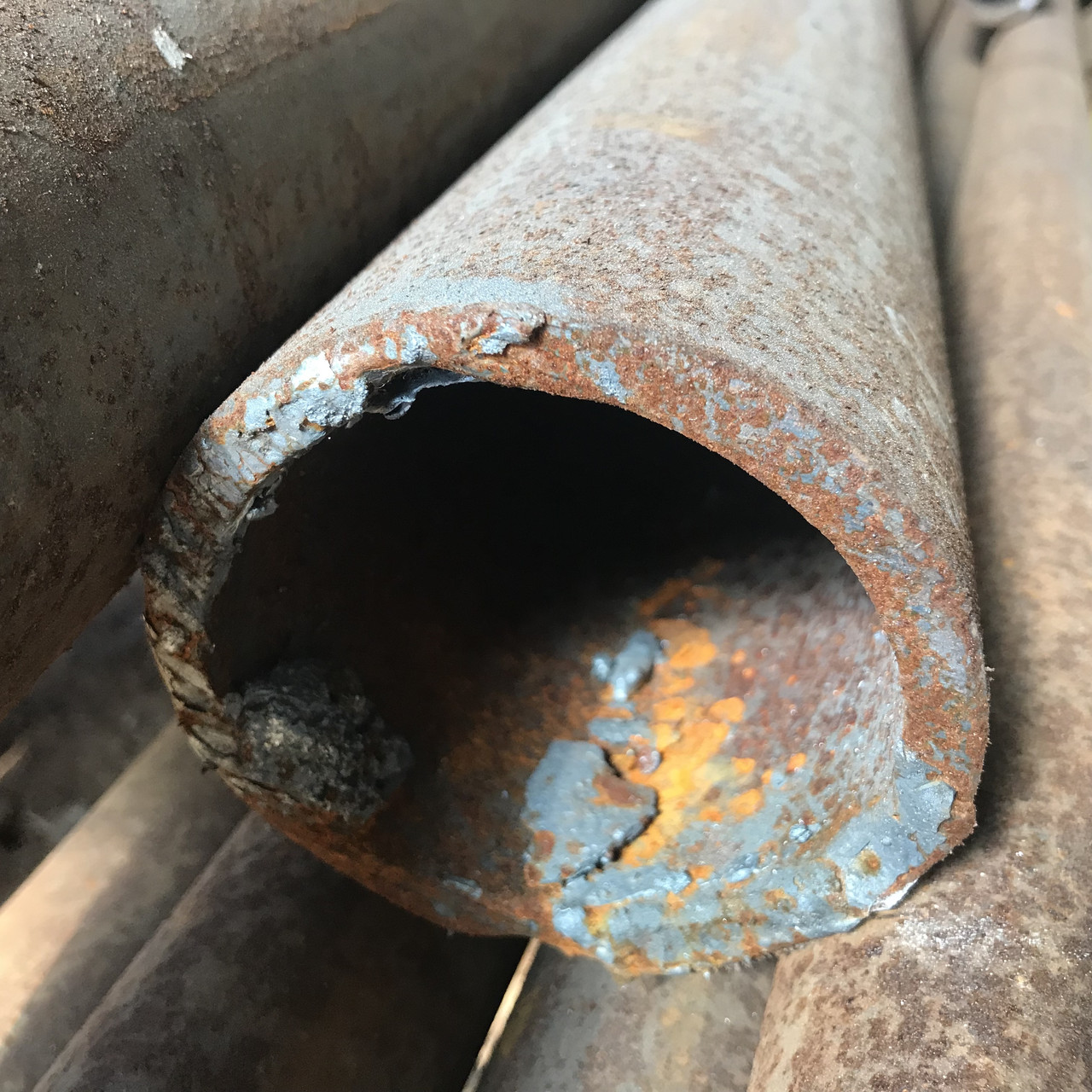 Труба бесшовная 89х9 мм Сталь 35 ГОСТ 8732